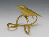 bird sculpture finished