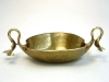 Handcrafted Brass candy Dish 2 by Metalsmith Steve Shelby